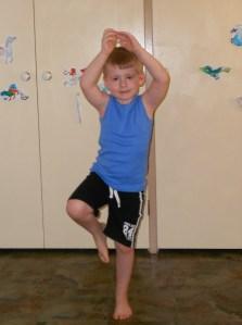My Little Dancer - Feb 2012