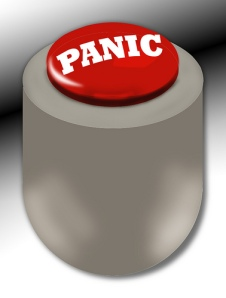 Panic -- Photo by ClaraDon