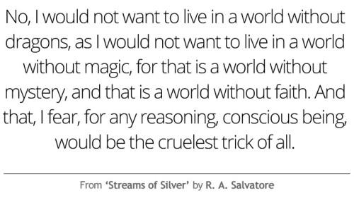 Salvatore quote