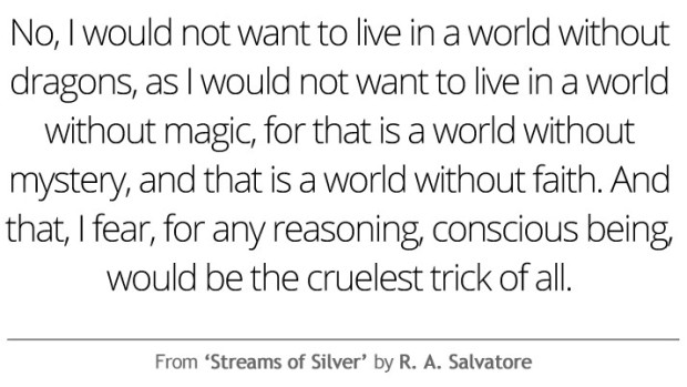 Salvatore quote
